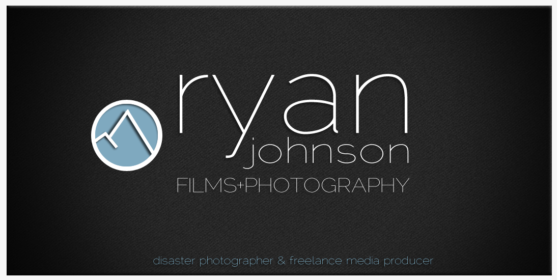 ryan johnson FILMS+PHOTOGRAPHY